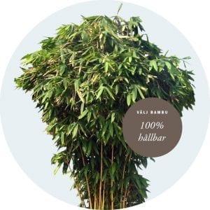 badhandduk bambu hållbarhet