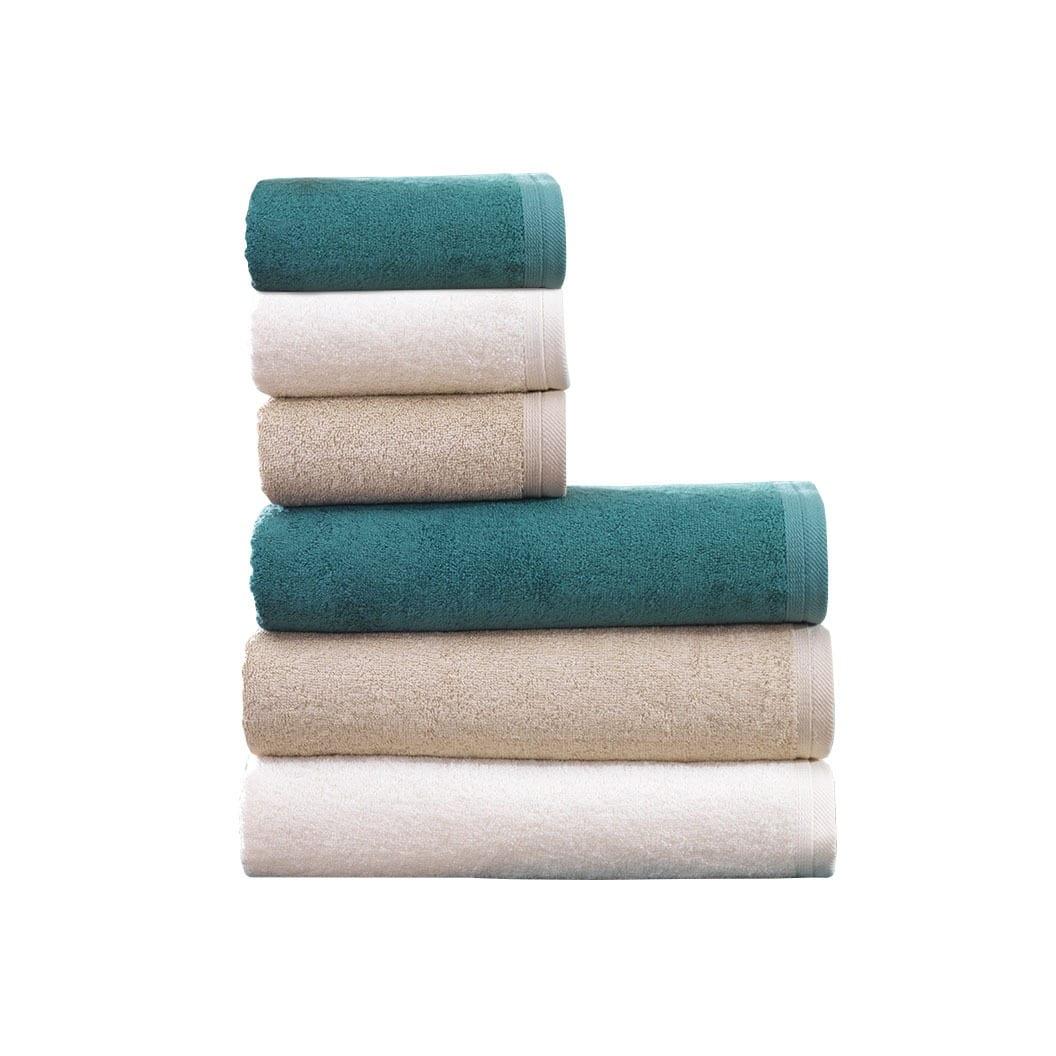 ekologisk handduk bambu