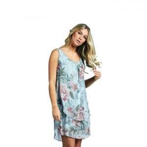 klänning lily shell mönster
