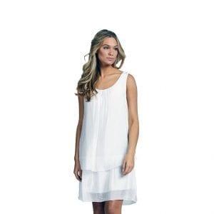 klänning vit