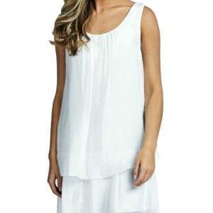 vit klänning ajlajk