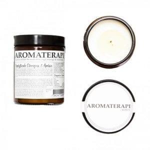 Aromaterapi Citrongräs & Apelsin av Klinta