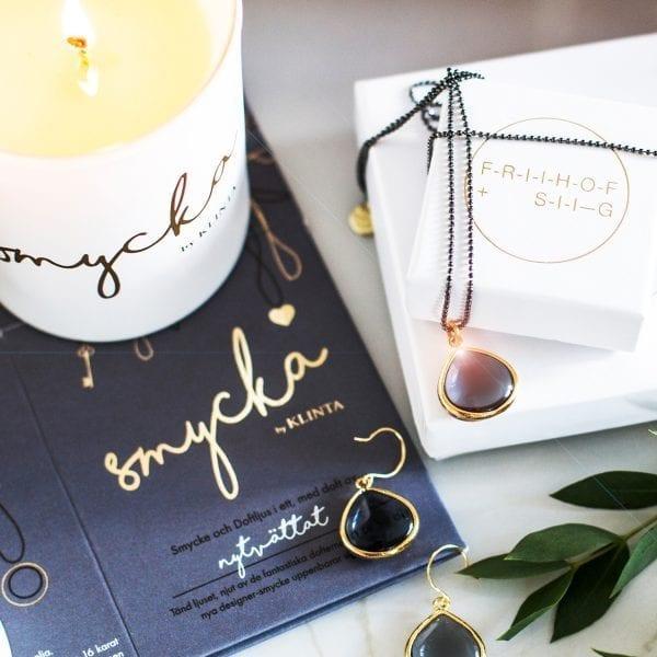 Smycka - Doftljus med smycke i