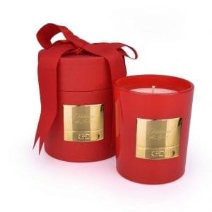 Dofta Doftljus Red & Gold Christmas de Luxe