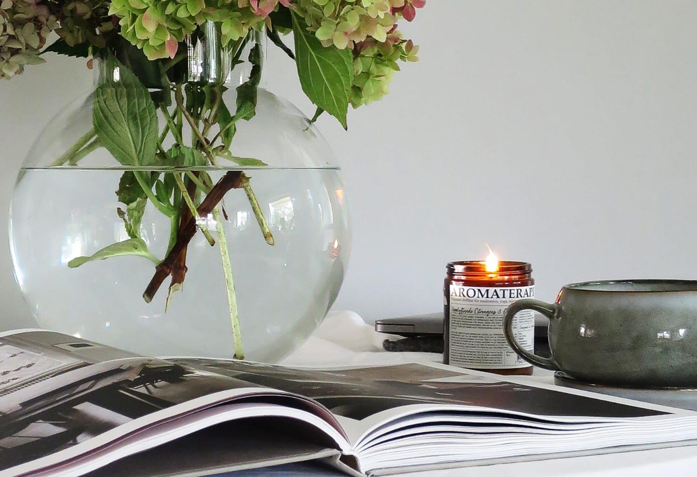 Aromaterapi från Klinta