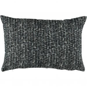 Gripsholm Kuddfodral - Cushion Cover Mika Midnight Blue 40x60 cm