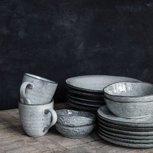 House Doctor Rustic Bowl - Rustik skål